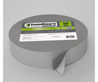 SoundGuard Band Rubber 50 мм
