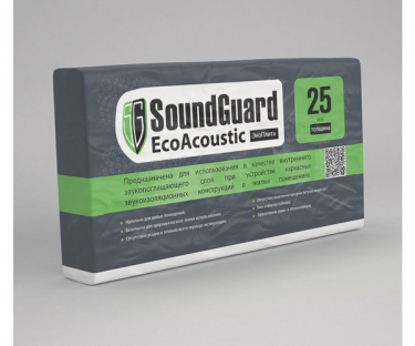 SoundGuard EcoAcoustic 25 мм